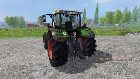 Fendt 724 Vario SCR для Farming Simulator 2015