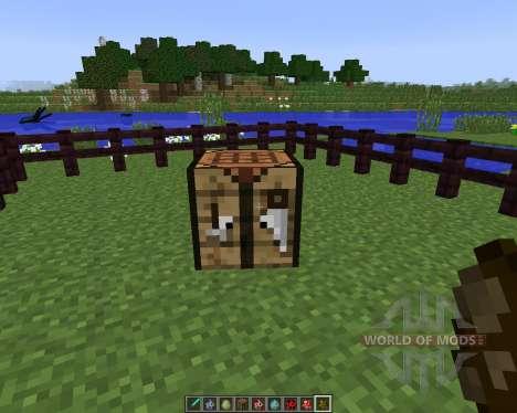 Revenge of the Blocks [1.7.10] для Minecraft