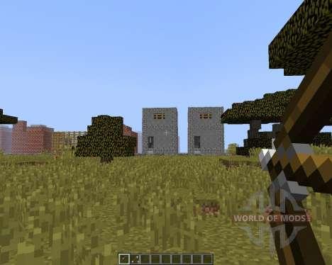 Arrow Camera для Minecraft