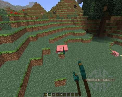 Tomahawk [1.6.4] для Minecraft
