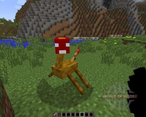 Fake (Monster) Ores [1.7.2] для Minecraft