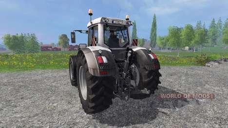 Fendt 936 Vario v2.0 для Farming Simulator 2015