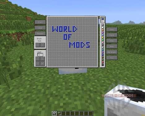 Printer Block [1.6.4] для Minecraft