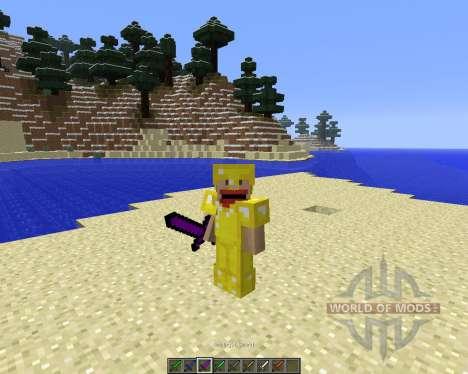 Miners Heaven [1.6.4] для Minecraft