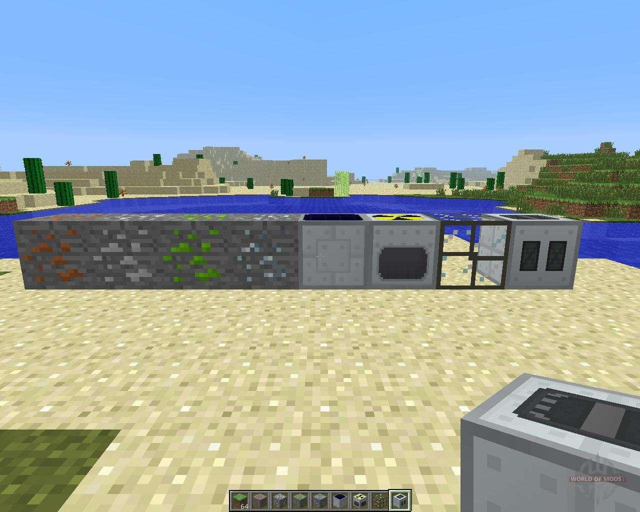 скачать мод industrial craft 2 для minecraft #11