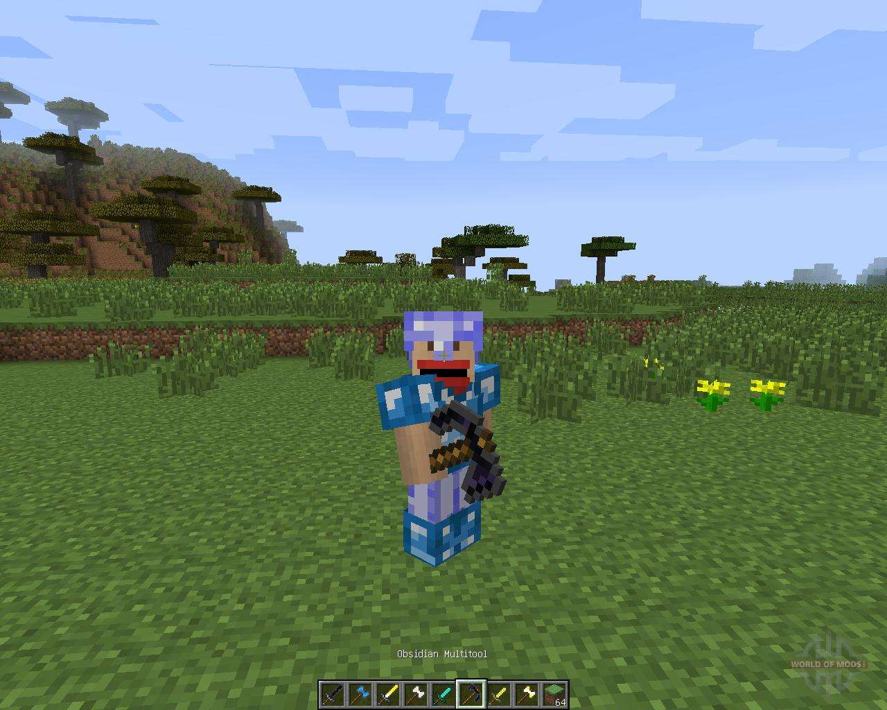 M-Ore - мод на руды для Minecraft 1.7.10/1.7.2/1.6.4