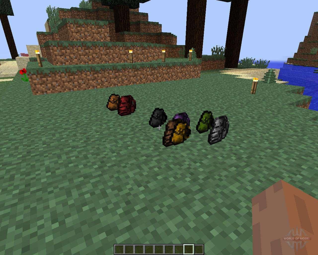 Моды для майнкрафт 1.8.9, моды minecraft