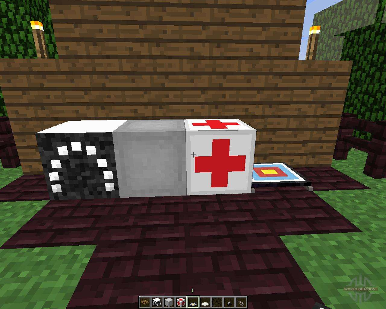 Мод OpenBlocks для Minecraft 1.7.10