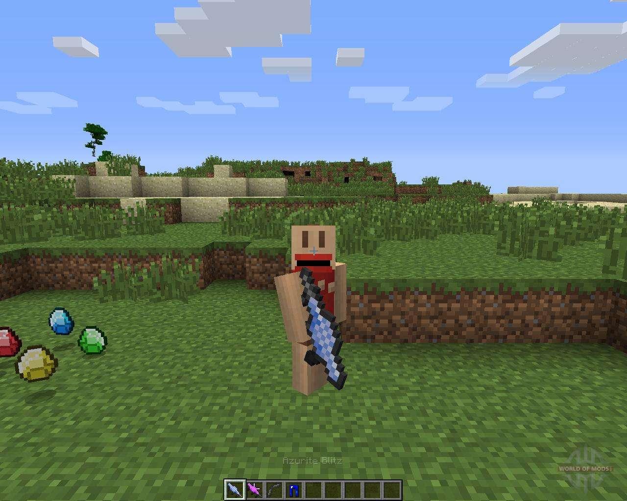 Скачать Divine RPG мод Minecraft [1.6.4]
