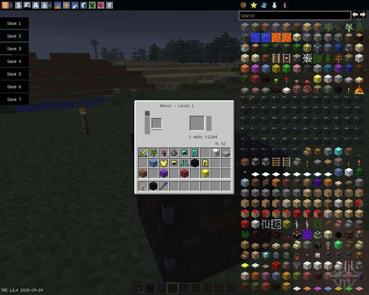 Моды на Майнкрафт 1.7.10, Моды для Майнкрафт 1.7 скачать