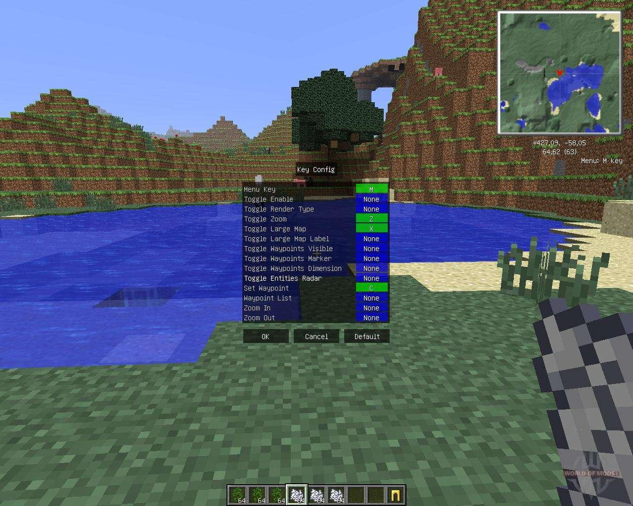 скачать zans minimap для minecraft 1.8 #10