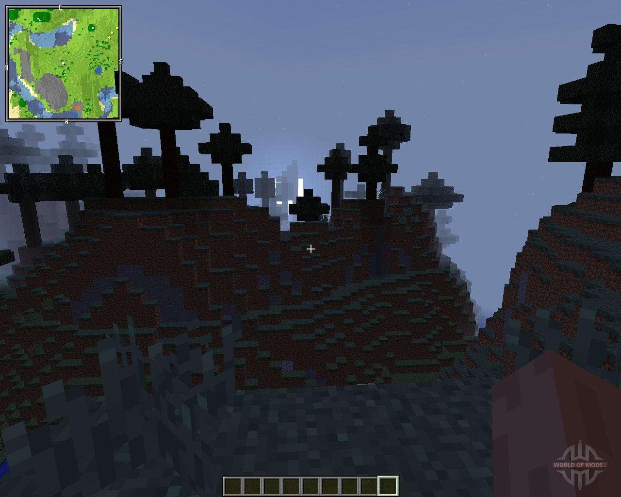 Скачать Zan's Minimap для Minecraft 1.8 - RU-M.ORG