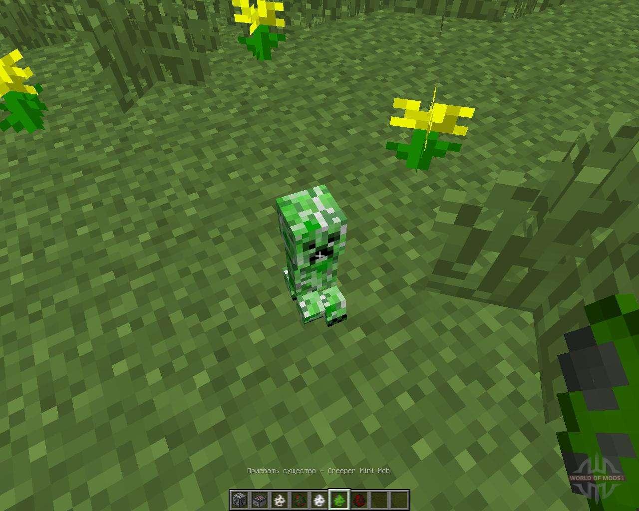 Моды на мобов для Майнкрафт | Minecraft