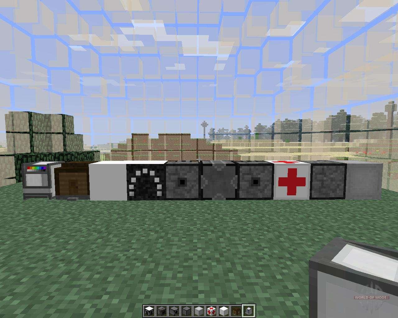 Скачать мод openblocks для minecraft 1.7 10