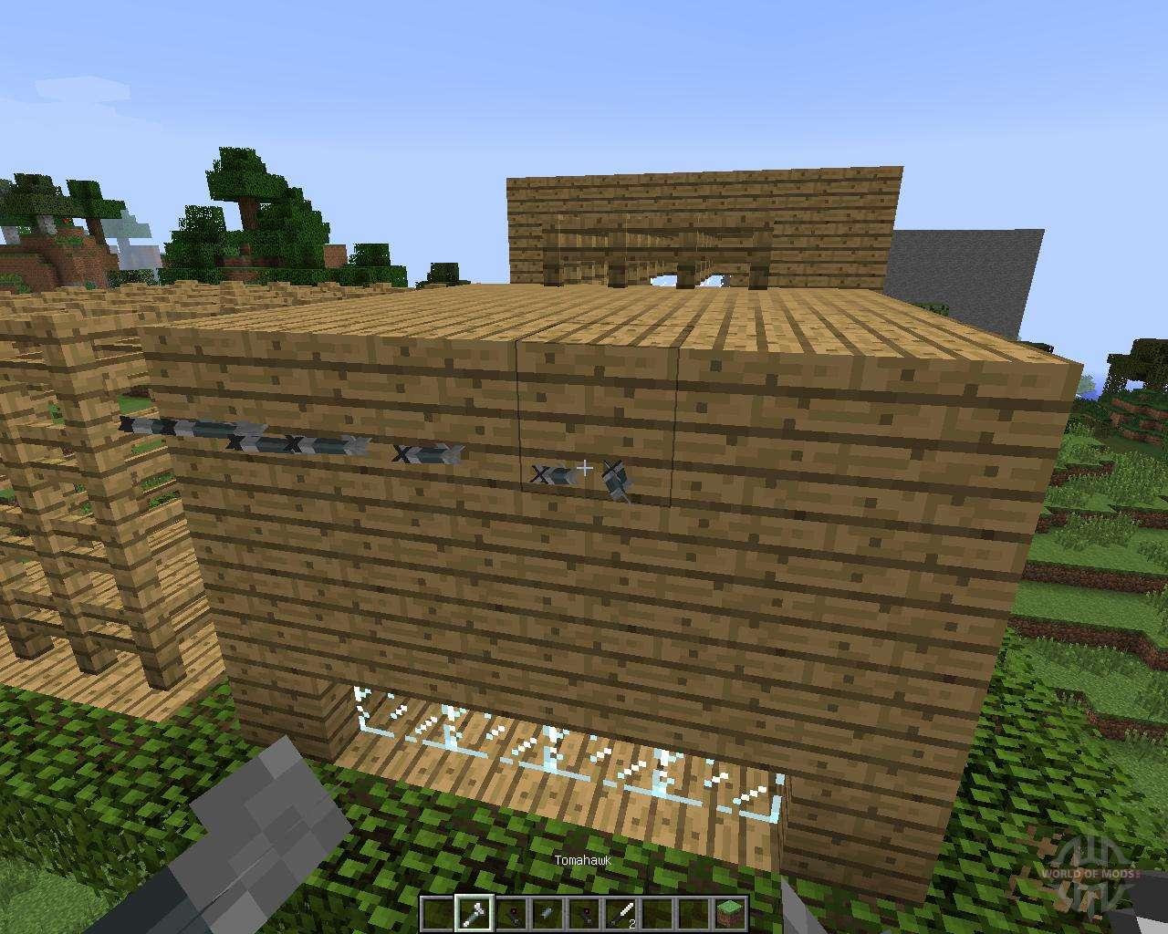 Minecraft 1.7.2 [forge] / Клиенты для Майнкрафт ...