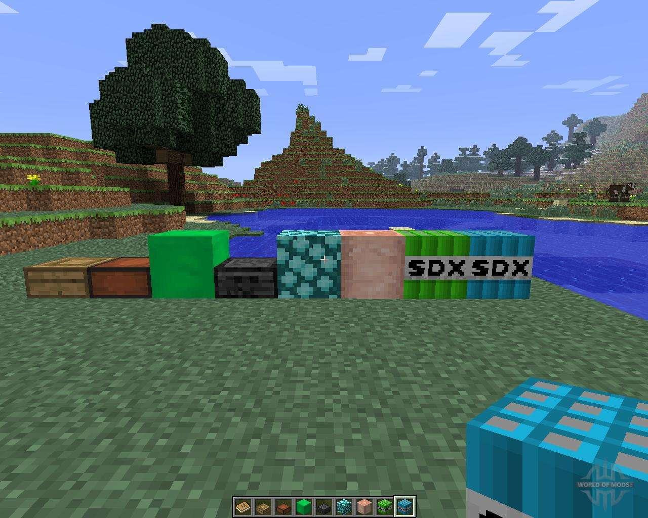 Мод Tinker's Construct для Minecraft 1.8.9