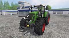 Fendt 828 Vario full fix