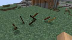 Harry Potter Wands [1.7.2] для Minecraft