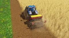 Обработка почвы сеялками