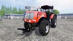 Беларус-3022 ДЦ.1 со сдвоенными колёсами