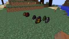 Backpacks [1.8] для Minecraft