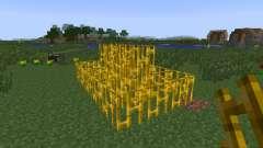 Golden Bars [1.7.10] для Minecraft