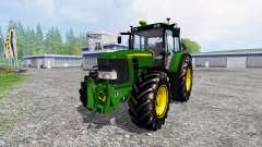 John Deere 6930 Premium FL v2.0 для Farming Simulator 2015