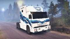 КамАЗ-54112 РИАТ для Spin Tires