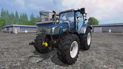 New Holland T6.160 Blue Power v2.0