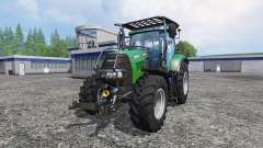 Case IH Puma CVX 160 Forest v2.0 для Farming Simulator 2015