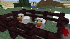 ChickenShed [1.6.4] для Minecraft