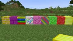 Colored Blocks [1.7.10]