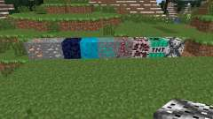 M-Ore [1.6.4] для Minecraft