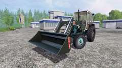 ЮМЗ-6КЛ погрузчик для Farming Simulator 2015