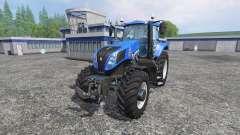 New Holland T8.435 Super для Farming Simulator 2015