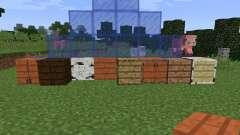 Decoration Mega Pack [1.8] для Minecraft
