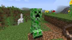 Tameable (Pet) Creepers [1.7.2] для Minecraft