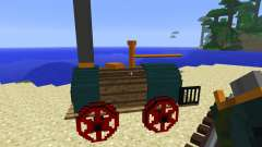 Rails of War Mod [1.5.2] для Minecraft