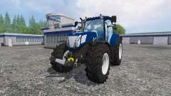 New Holland T7.270 blue power