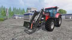 Case IH Puma CVX 160 FL v2.0 для Farming Simulator 2015