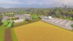 Stora Bertilstorps для Farming Simulator 2013