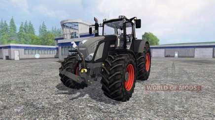Fendt 828 Vario Black Beauty для Farming Simulator 2015