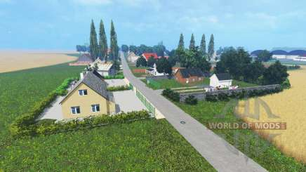 Benz North West Mecklenburg v0.9 Beta для Farming Simulator 2015