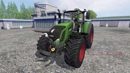 Fendt 828 Vario full fix для Farming Simulator 2015