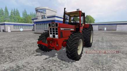 Case IH IHC 1255 XL для Farming Simulator 2015