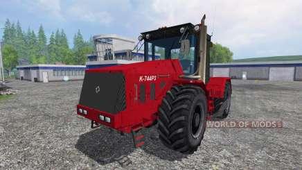 К-744 Р3 Кировец v2.0 для Farming Simulator 2015