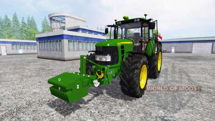 John Deere 6930 Premium [fixed] для Farming Simulator 2015
