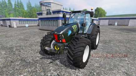 Lamborghini Mach VRT 230 Black V 1.1 для Farming Simulator 2015