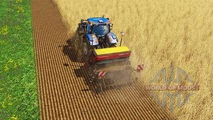 Обработка почвы сеялками для Farming Simulator 2015