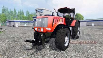 Беларус-3022 ДЦ.1 со сдвоенными колёсами для Farming Simulator 2015